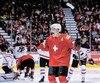 La Suisse, grâce au doublé de Philipp Kurashev, a livré une chaude lutte au Canada dans un match préliminaire du Mondial junior, s'inclinant finalement au compte de 3 à 2.
