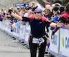 Thérèse Lajoie continue à pratiquer le sport, même à 78 ans.