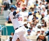 Russell Martin retourne chez les Dodgers de Los Angeles, avec lesquels il a passé ses cinq premières saisons dans le baseball majeur, de 2006 à 2010.