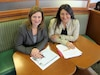 Angela Mancini et Sylvia Lo Bianco ont l'intention de demeurer commissaires scolaires si elles sont élues aux élections municipales.