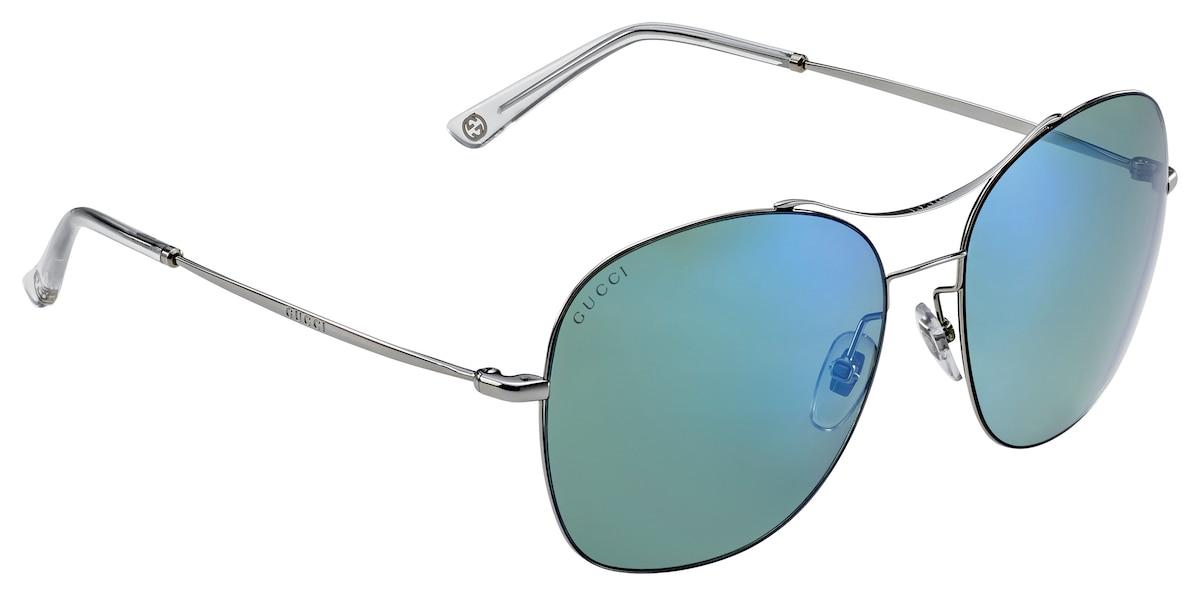 La gamme Gucci Techno Color propose des modèles de lunettes dont vous  pouvez choisir la couleur 78f8e8c50f69