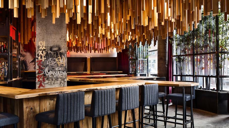 Un bar sur Sainte-Cath ou New York?
