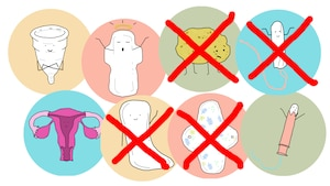 Image principale de l'article [SONDAGE] Le grand tournoi des produits menstruels