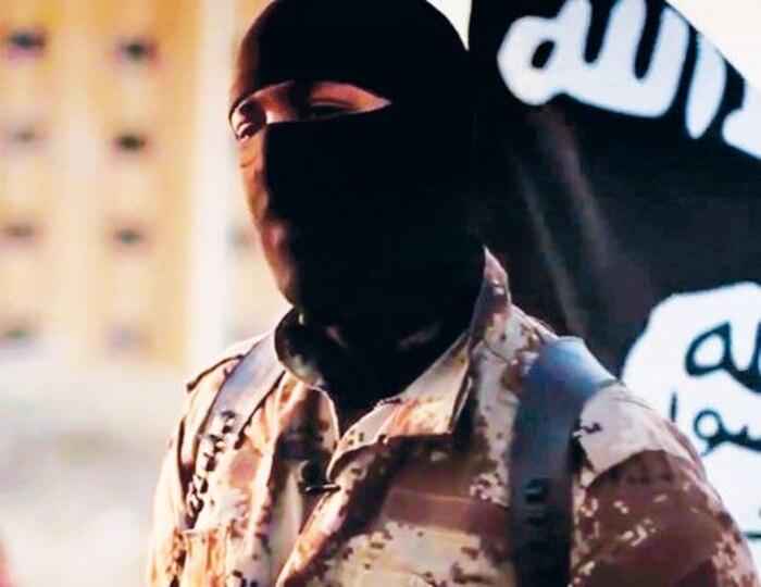 Bloc situation État islamique