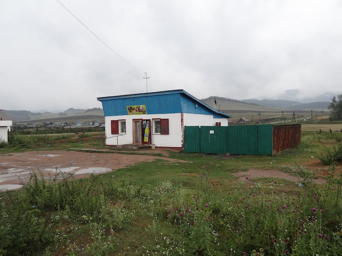Tarbagataysky, Siberia