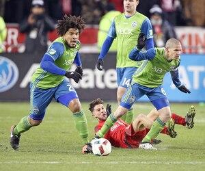 Le Toronto FC souhaite venger son échec de l'an dernier face aux Sounders de Seattle, en match de la Coupe MLS.