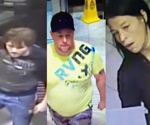 Un concessionnaire de Sainte-Marie-de-Beauce diffuse la photo de ces individus sur sa page Facebook, car on croit qu'ils pourraient avoir été mêlés au vol d'une camionnette survenu le 10 août dernier.