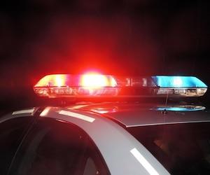 Bloc police urgence urgences