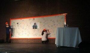 Une murale en mémoire de Roxanne Boisvert a été érigée