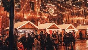 16 marchés de Noël où vivre la frénésie des Fêtes