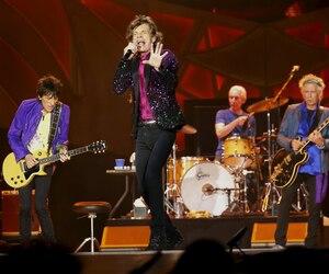 Rien n'a été laissé au hasard pour le spectacle des Rolling Stones de mercredi soir.