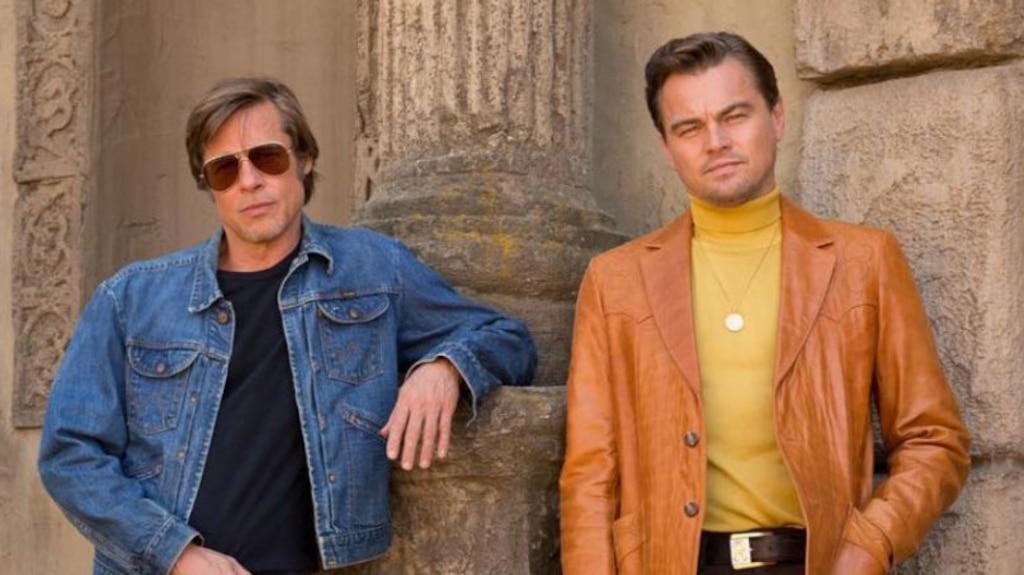 Voyez Pitt et DiCaprio dans la bande-annonce du nouveau Tarantino