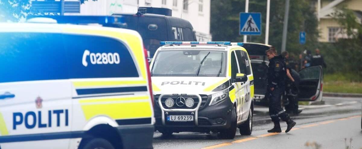 Image result for Norvège : fusillade dans une mosquée, un homme de 75 ans blessé