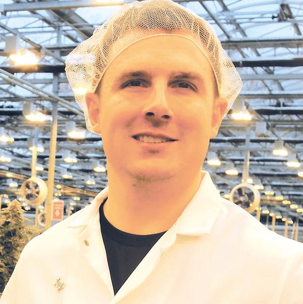 Sébastien St-Louis<br /> Hydropothecary<br />15,4M$