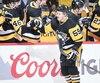 Jake Guentzel est l'une des pièces maîtresses des Penguins en attaque.