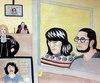 Jeong Wan Cho et son fils Kim Kang ont extorqué plus de 2 millions $ à neuf familles coréennes en leur faisant croire qu'ils s'occuperaient du logement et de l'éducation de leurs enfants.