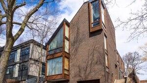 Une maison «Mid Century Modern» à vendre
