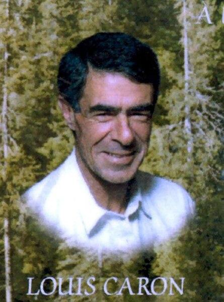 3. Louis Caron, le père de Christian, qui a aussi été tué.