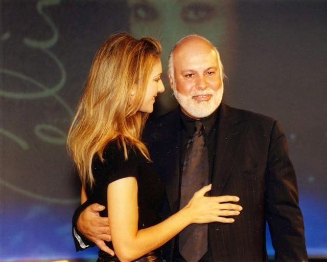 Céline Dion et René Angelil. Octobre 1997. Photo les archives / Le Journal de Montréal.