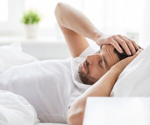 Bloc situation maladie malade mal de tête