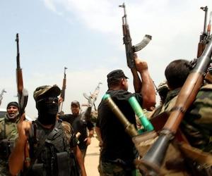 Un expert qui a déjà travaillé sur des enquêtes de contre-terrorisme nous a expliqué que les autorités enquêtant sur les extrémistes utilisent une technique appelée «courbe de la menace».