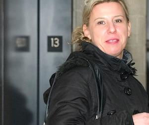 Sylvie Gabriel, la mère du petit Jérémy, s'est vidé le cœur devant le tribunal, qualifiant même d'homme «cruel» l'humoriste Mike Ward.