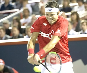 En raison des blessures, Milos Raonic n'a pas été en mesure de faire amende honorable à son talent cette saison.