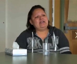Priscilla Papatie est une des femmes qui a dénoncé un policier de Val-d'Or.