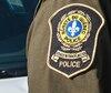 Bloc Sûreté du Québec SQ Police