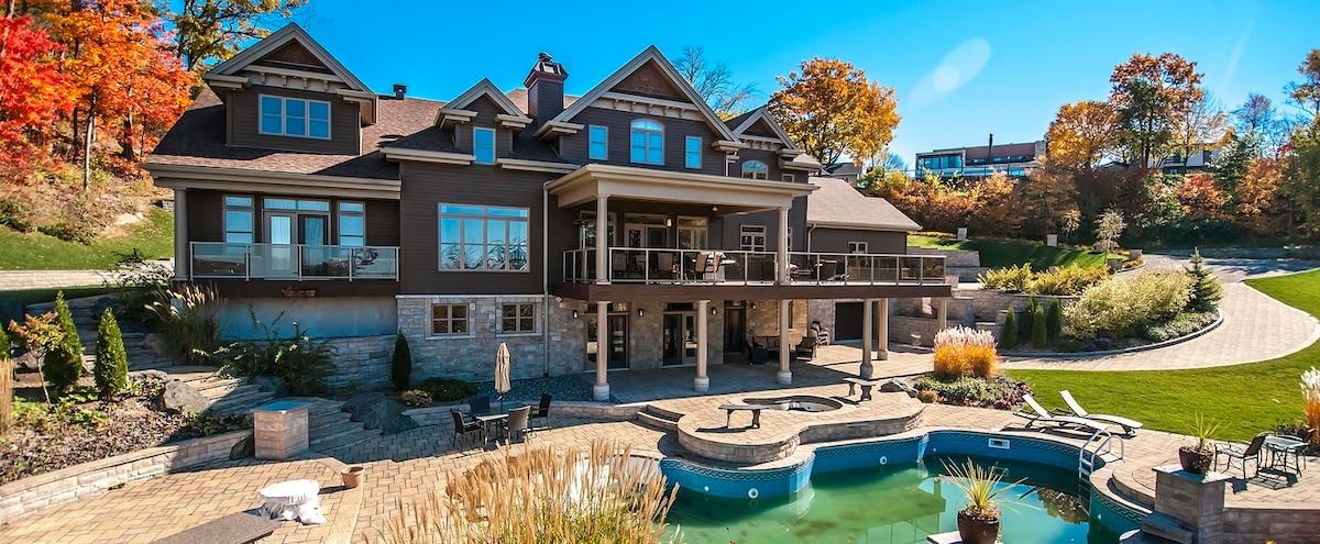 Les maisons de luxe se vendent de moins en moins jdq for Articles de maison anglo canadian s e c