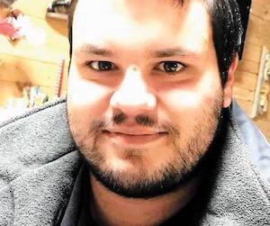 Kevin Arcand était âgé de 26 ans lorsqu'il a été happé mortellement.