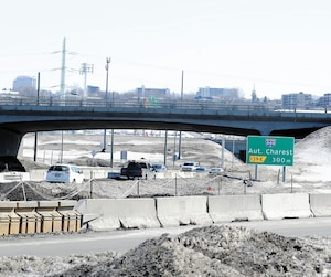 La bretelle qui permet d'accéder à Henri-IV Sud à partir de Charest Ouest sera complètement fermée pendant deux ans, puisque le viaduc qui enjambe l'autoroute devra être démoli et reconstruit afin d'élargir les voies rapides.