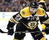 Patrice Bergeron croit que l'émergence de certains jeunes joueurs fera des Bruins une équipe compétitive l'an prochain.
