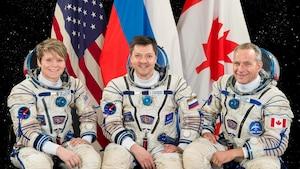 L'astronaute David Saint-Jacques décolle lundi!