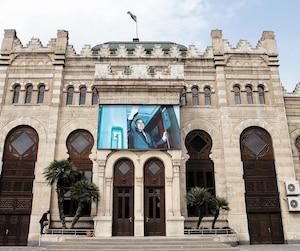 Les pots-de-vin auraient permis à Bombardier de décrocher le contrat de signalétique pour le corridor entre la Turquie et Bakou en Azerbaïdjan, dont on voit ici la gare centrale.
