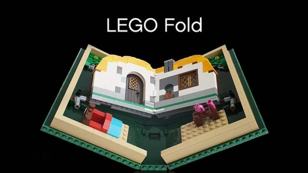 Clin d'œil de Lego aux nouvelles technologies