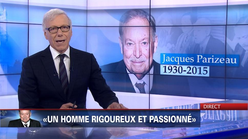 La mort de Parizeau va aider la souveraineté?