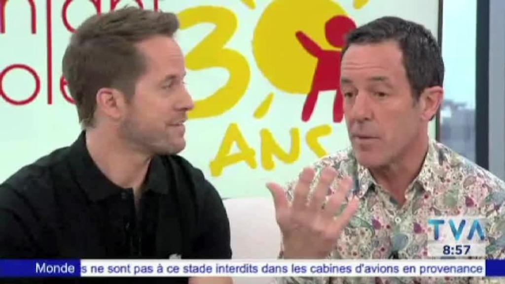 Patrick Benoît et Alain Dumas réunis!