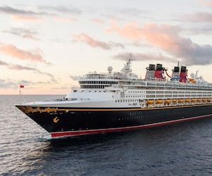 Le navire Disney Magic