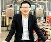 Easy Wang est le cofondateur et VP de Cacao70. Il a développé la première succursale selon le concept de Comptoir sucré.
