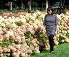 Le jardin Jean-Paul L'Allier constitue un hommage tout naturel pour honorer la mémoire de l'ancien maire de Québec, selon la veuve de M. L'Allier, Johanne Mongeau.