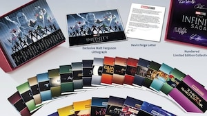 Image principale de l'article Cet incroyable coffret inclura les 23 films du MCU