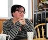 Annie Gignac veut mobiliser les élus pour l'amélioration des services ambulanciers après le décès de sa mère, Lisette Deslauriers.