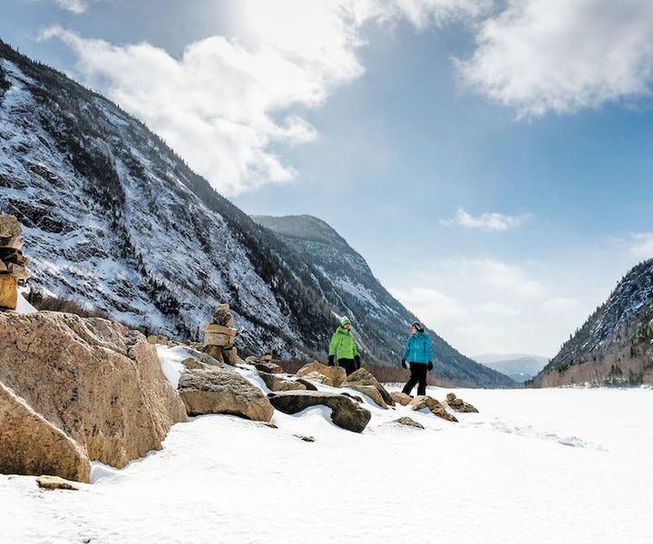 Évadez-vous dans la Vallée des glaces