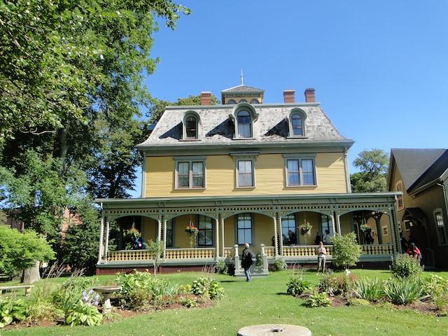 La maison Beaconsfield