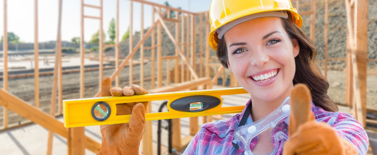 Perspective de femme : « Pourquoi j'aime la construction