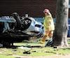 Adnen Moussaoui a péri dans l'accident qui s'est produit dimanche sur la rue des Chênes Est à Québec.