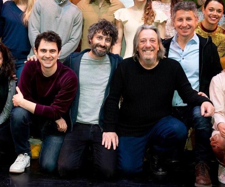«Serge Fiori - Seul ensemble» au Théâtre St-Denis
