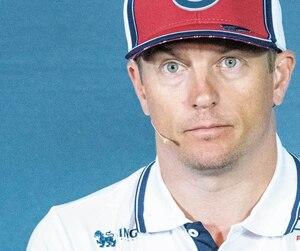 Kimi Räikkönen, Pilote