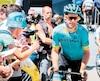 À peine remis des émotions de son premier Tour de France, Hugo Houle entame déjà la dernière partie de son calendrier.